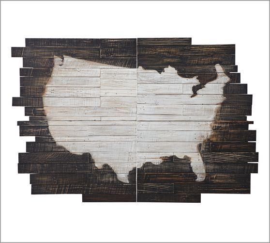 Planked USA Panels | Pottery Barn