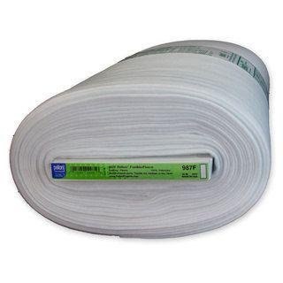 27-Inch by 25-Yard Bosal Fusible Non-Woven All Purpose Heavyweight Interfacing White