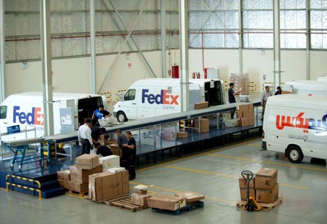 FedEx Jafza warehouse Cargo Airlines FedEx Pinterest - fedex jobs