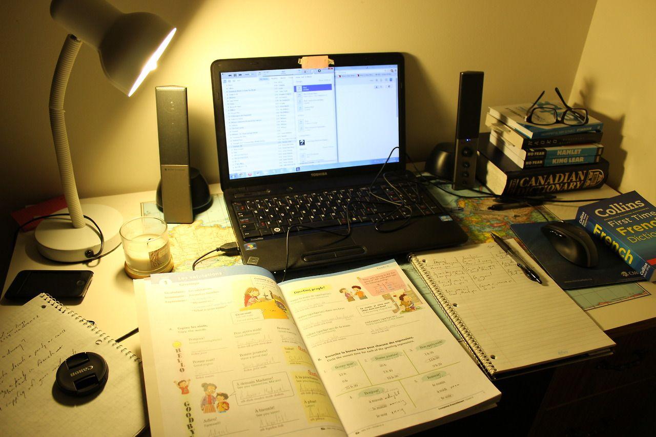 study and smile