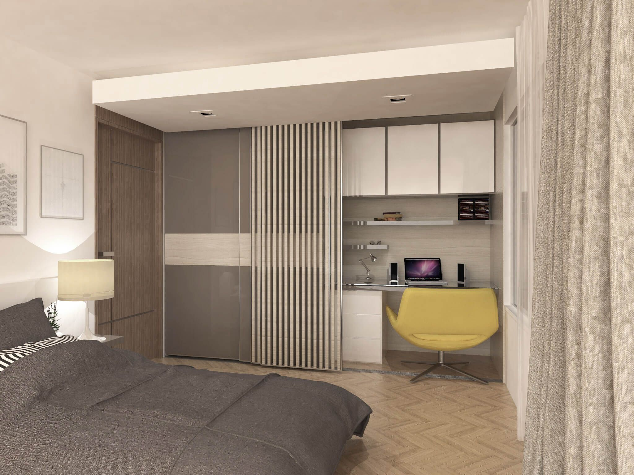 Awesome Before And After Bedroom Renovation Ideas Kukun Interior Design Bedroom Small Bedroom Renovation Interior Design Bedroom