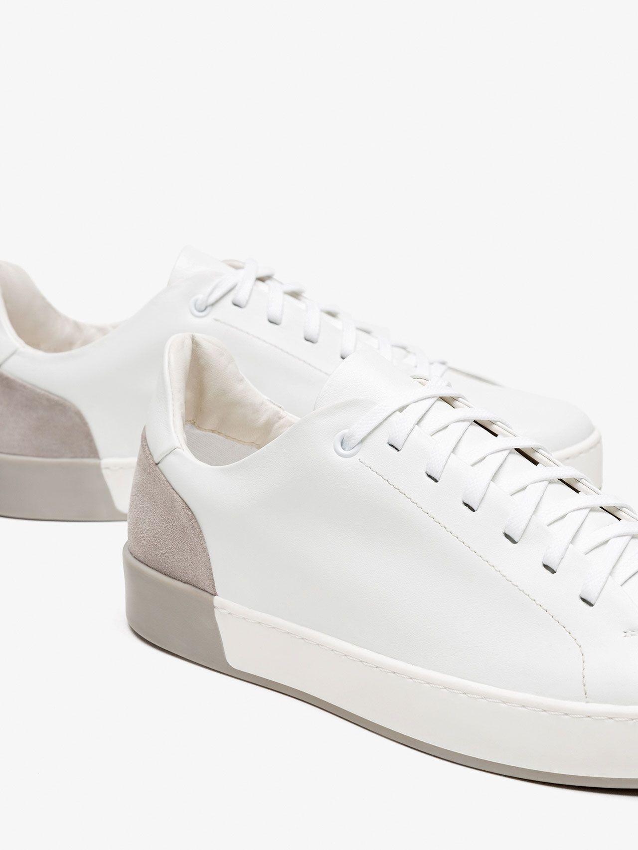 ca420c1737 Zapatillas Deportivas - Zapatos - HOMBRE Massimo Dutti España | shoe ...