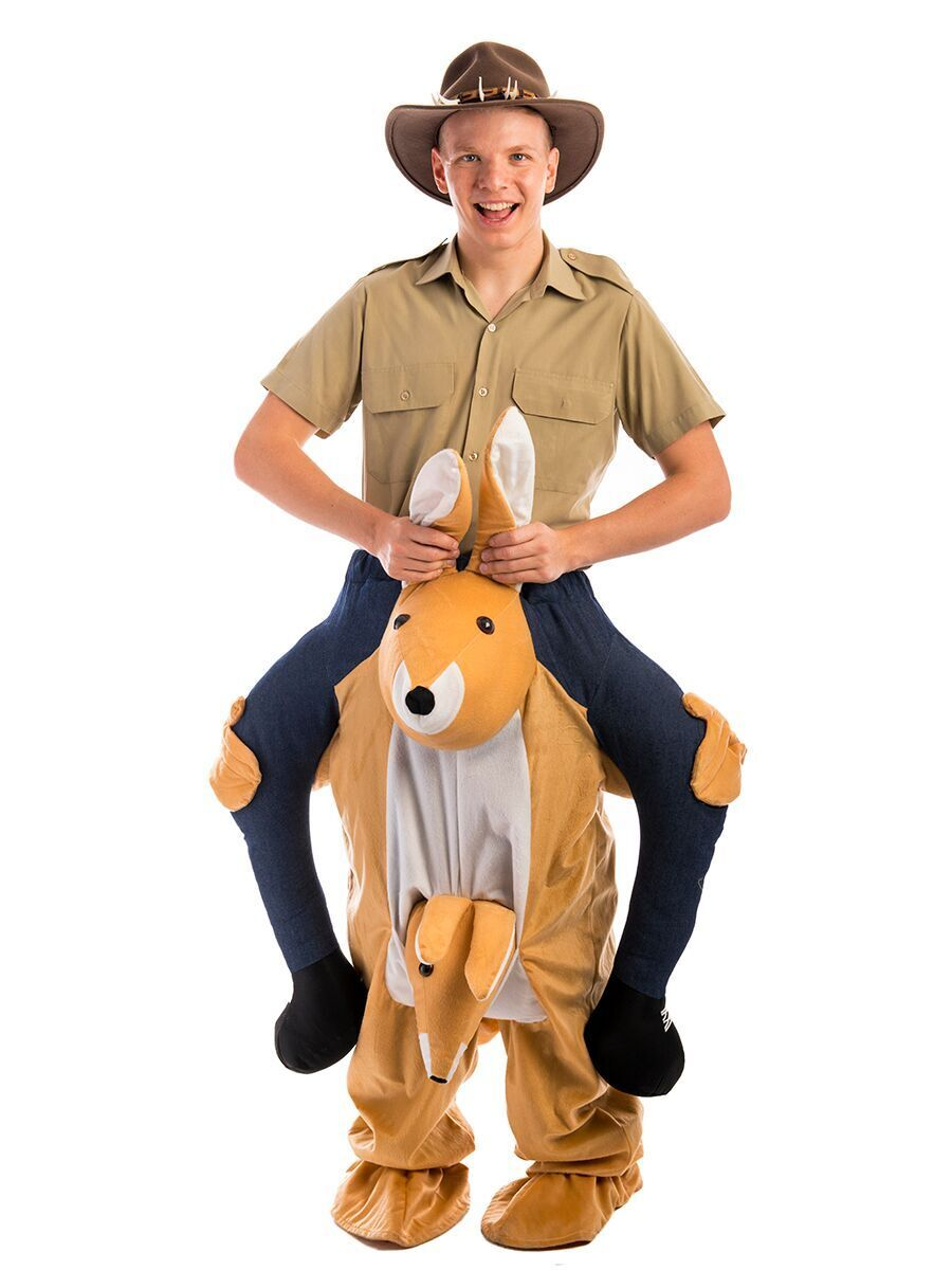 5b916ca36df You will be a true blue Aussie when you are carried around by this Kangaroo  Carry