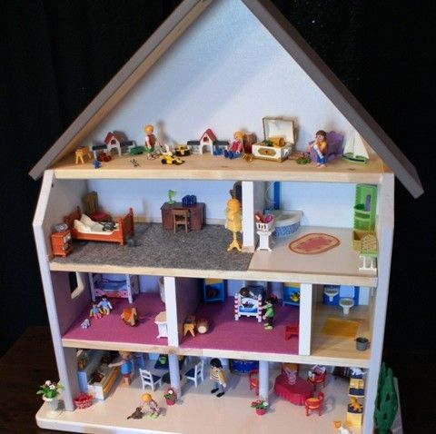 Photos De Playmobil Pour Decorer Sa Maison Moderne