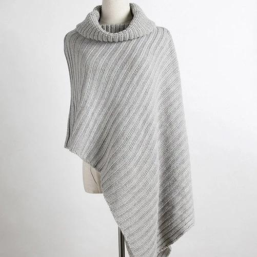 New Womens Plus Size Poncho Ladies Snood Neck Leopard Print One Size Warm Fleece