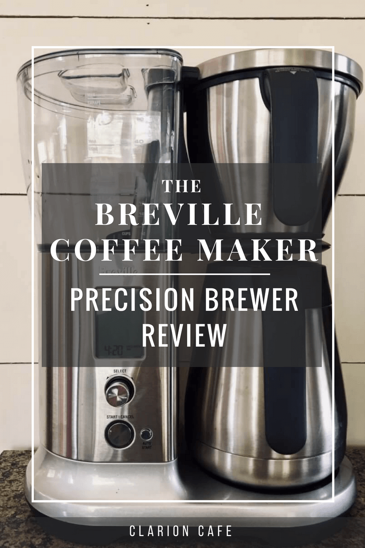 Breville S Coffee Maker The Precision Brewer Thermal Review