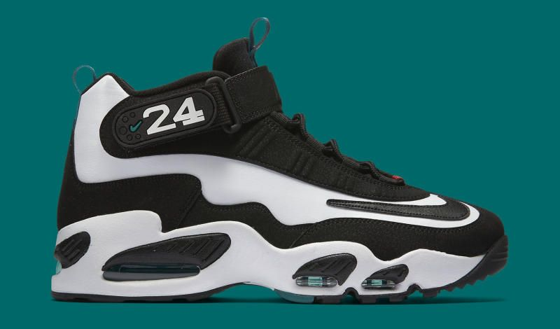brand new d3595 aec58 Ken Griffey Jr. s Nikes are back in stores   Solecollector