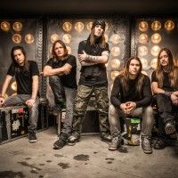 My interview with Alexi Laiho (Guitars & Vocals) from Melodic Death Metal Band Children of Bodom from Espoo, Finland