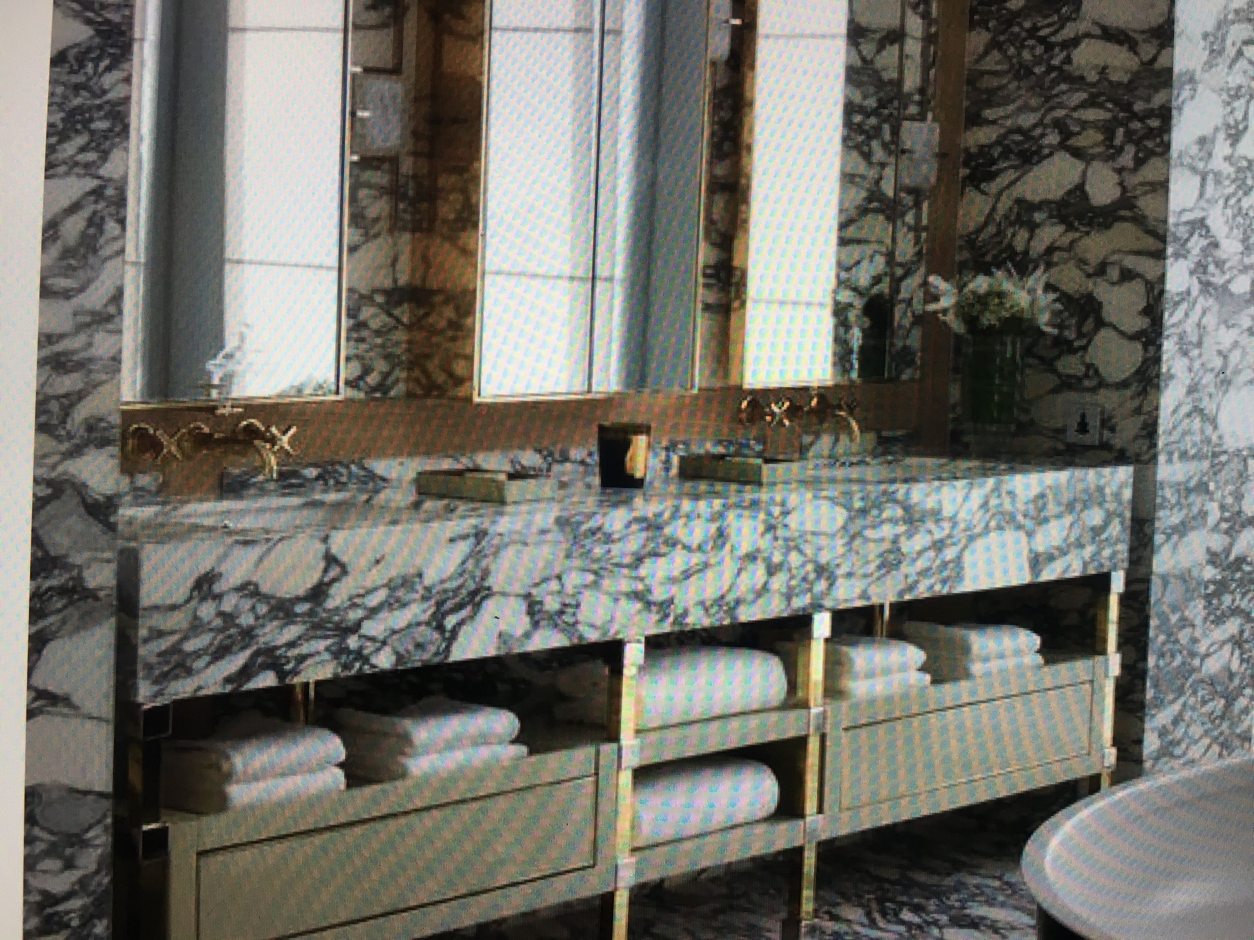 Pin by Christalla on House Vanity, Double vanity