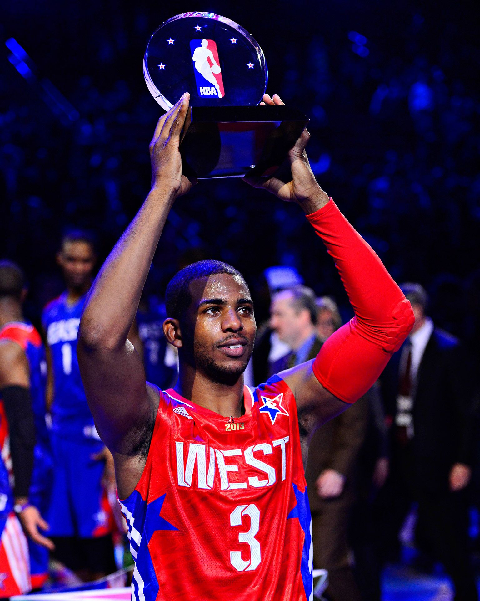 Game 1 Denver Nuggets Los Angeles Clippers: Chris Paul Los Angeles Clippers Most Valuable Player MVP