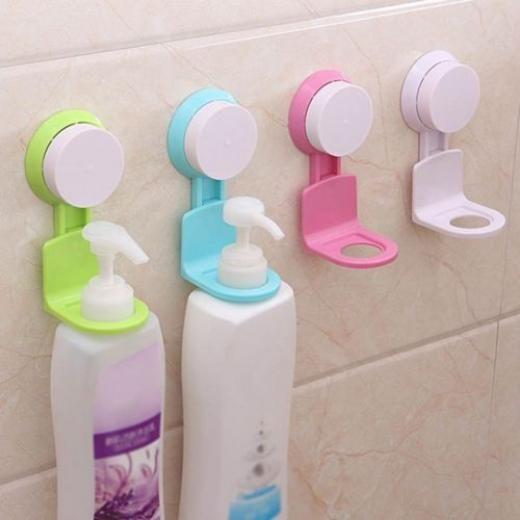 storage shampoo rack hand sanitizer hanger shower gel on disinfectant spray wall holders id=53213