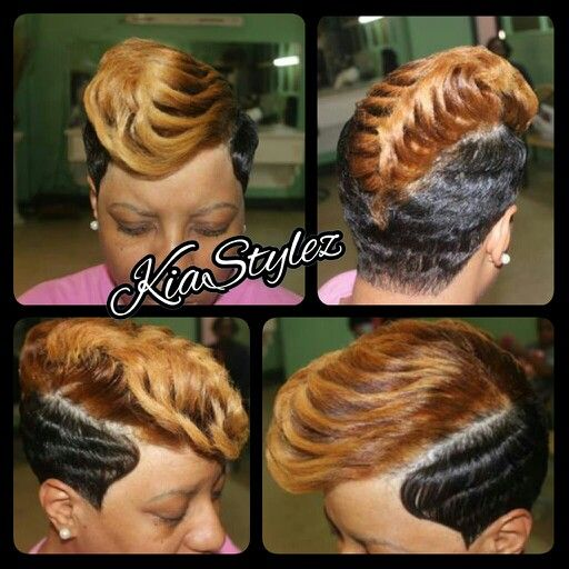 Short style #27piecehairstyles