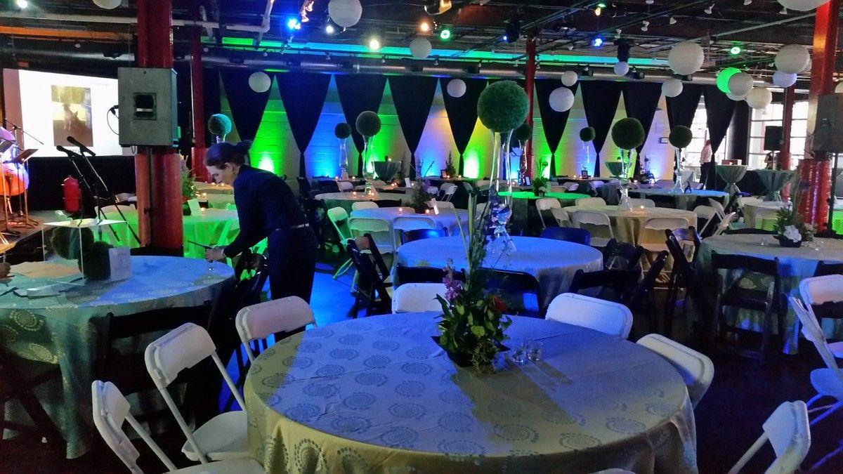 The Plant Zero Event Space Wedding Venue Richmond Va Inquire
