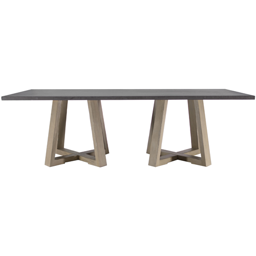 Brownstone Saratoga Dining Table With Images Rectangle Dining