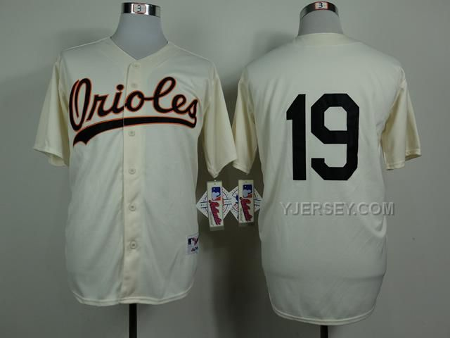 http://www.yjersey.com/orioles-19-davis-cream-1954-turn-back-the-clock-jerseys-new-arrival.html ORIOLES 19 DAVIS CREAM 1954 TURN BACK THE CLOCK JERSEYS NEW ARRIVAL Only $34.00 , Free Shipping!