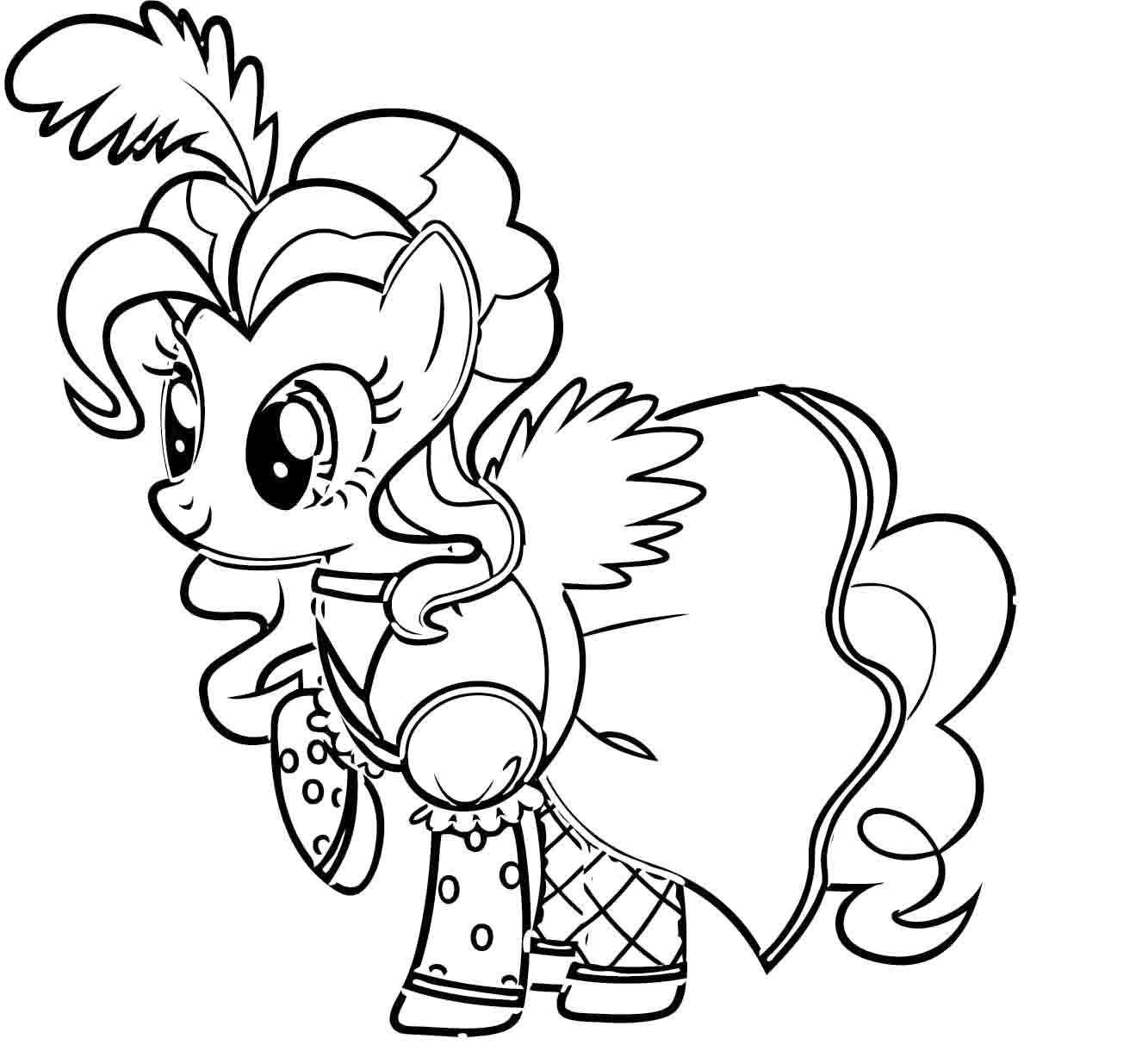 Pinkie Pie all dressed up | My Little Pony: Friendship is ...