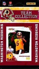 Washington Redskins 2010 Score Team Set by Hall of Fame Memorabilia. $32.95. These team sets feature today's most popular athletes and are packaged in a team-specific blister pack which has a checklist on the back! These team sets are perfect for the casual fan and are a great way to attract new collectors!Images shown may differ from the actual product.