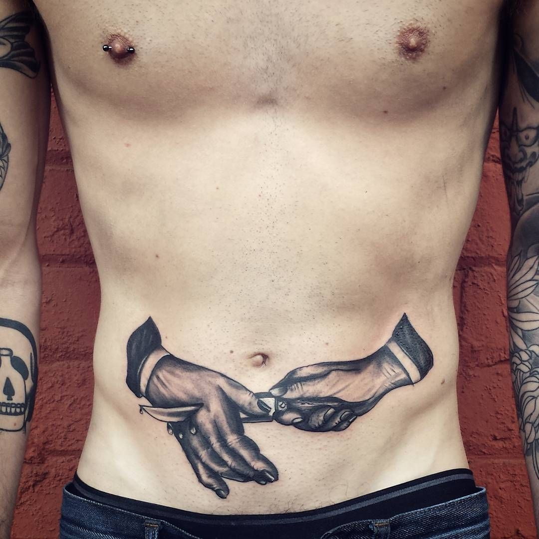 45 Unexpected Stomach Tattoos Check More At Http Tattoo Journal Com 45 Unexpected Stomach Tattoos Lower Stomach Tattoos Mens Stomach Tattoo Belly Tattoos