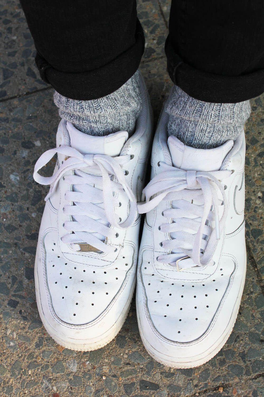 Pin von Sara Carter auf General | Weiße nike schuhe, Nike ...