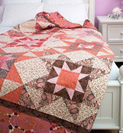 Free Bed Quilt Patterns | AllPeopleQuilt.com