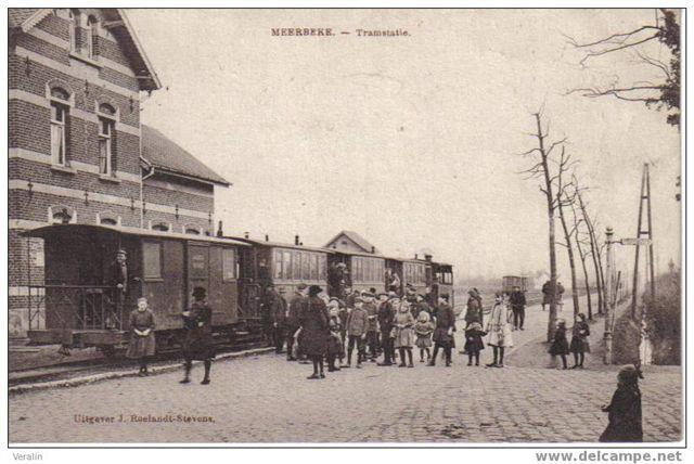 Ninove - Meerbeke, tramstatie
