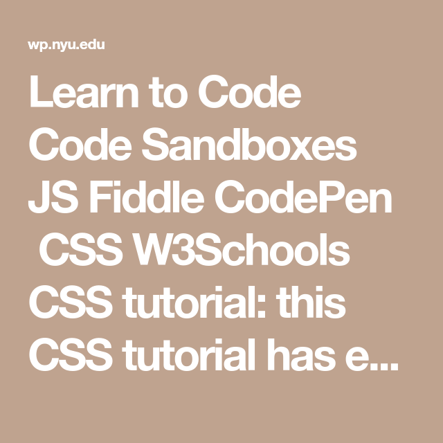 Learn to Code | SVA-dataviz | Learn to code, Coding, Learning