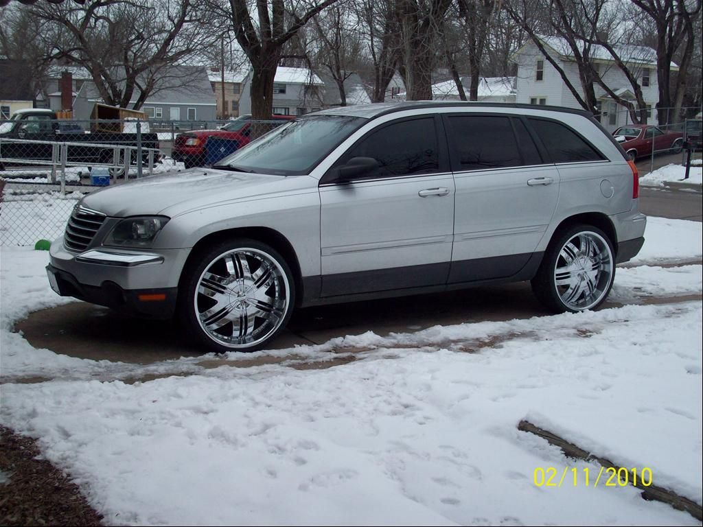 2005 Chrysler Pacifica Cannot Wait To Buy Mine Is A Couple Weeks