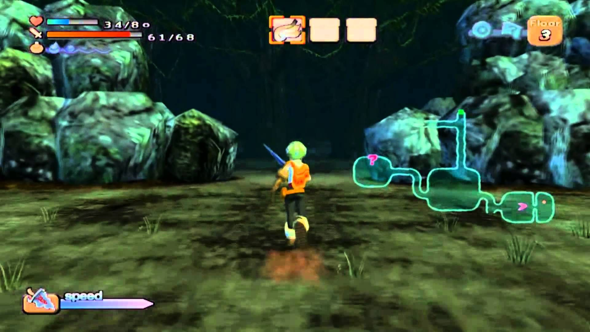 Dark Cloud on PCSX2 - Wise Owl Forest | Classic and Retro Gameplay