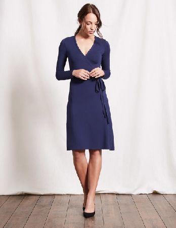 e56fe01ea34 #Boden Wrap Dress Navy Women Boden, Navy 35884154 #Possibly THE most  flattering dress