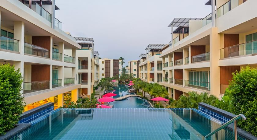 The Pelican Bay Residence Suites Tab Kaek Beach Thailand Booking