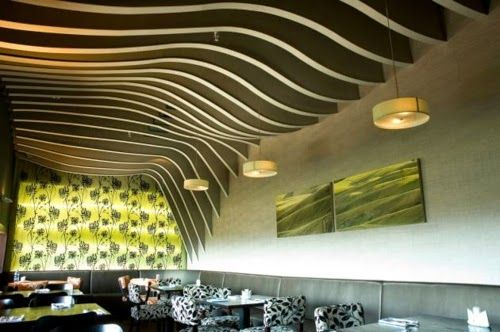 30 Striking Original False Ceiling Designs For Living Rooms