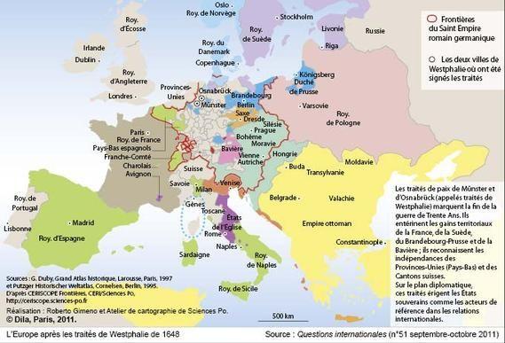 carte europe 843