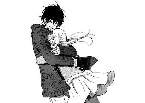 Scan Du Mangas Tonari No Kaibutsu Kun Couple Anime Manga