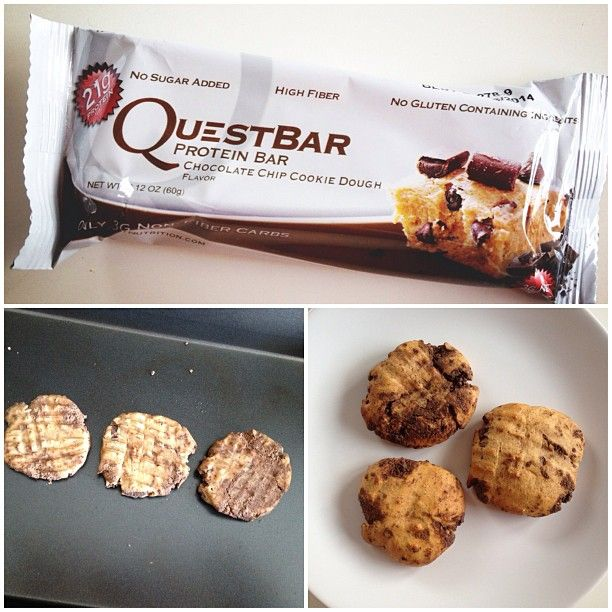 Questbar protein cookies - so fucking good.  #questbar #questnutrition #glutenfree #cheatclean #stayfit #getfit #eatclean #questcreator #healthysnack #awo #Padgram