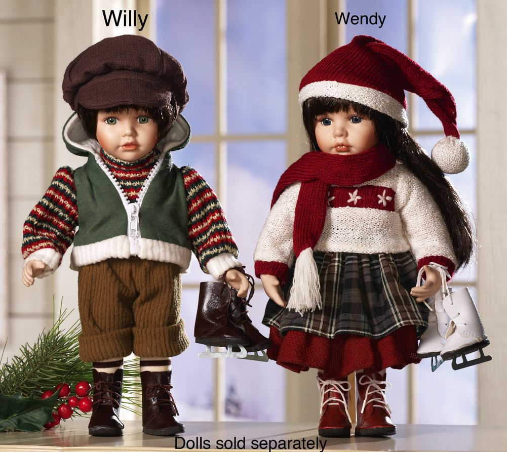 etc collections catalogs decorations seasonal collectionsetc holiday dolls doll gifts boy down gift year winter