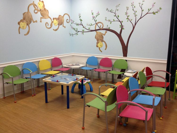 Kids Doctor Office Waiting Room