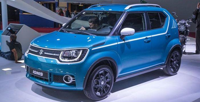 Suzuki Ignis Review City Crossover Tested In The Uk Suzuki Cars