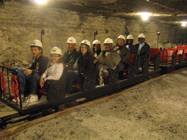 Salt Mine Express At The Kansas Underground Salt Museum Hutchinson United States Travel Bucket Lists State Of Kansas Go Usa