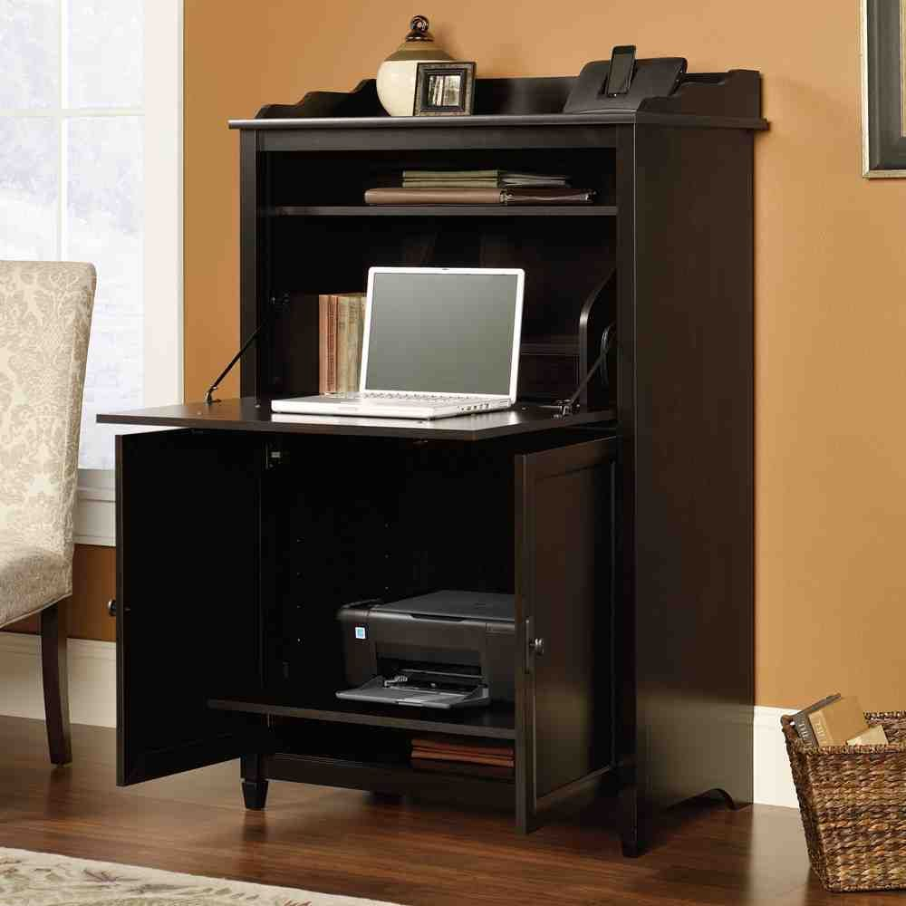 big picture shaped hutch computer corner u wood storage with office of table desks white desk gallery under c l cabinet shape secretary