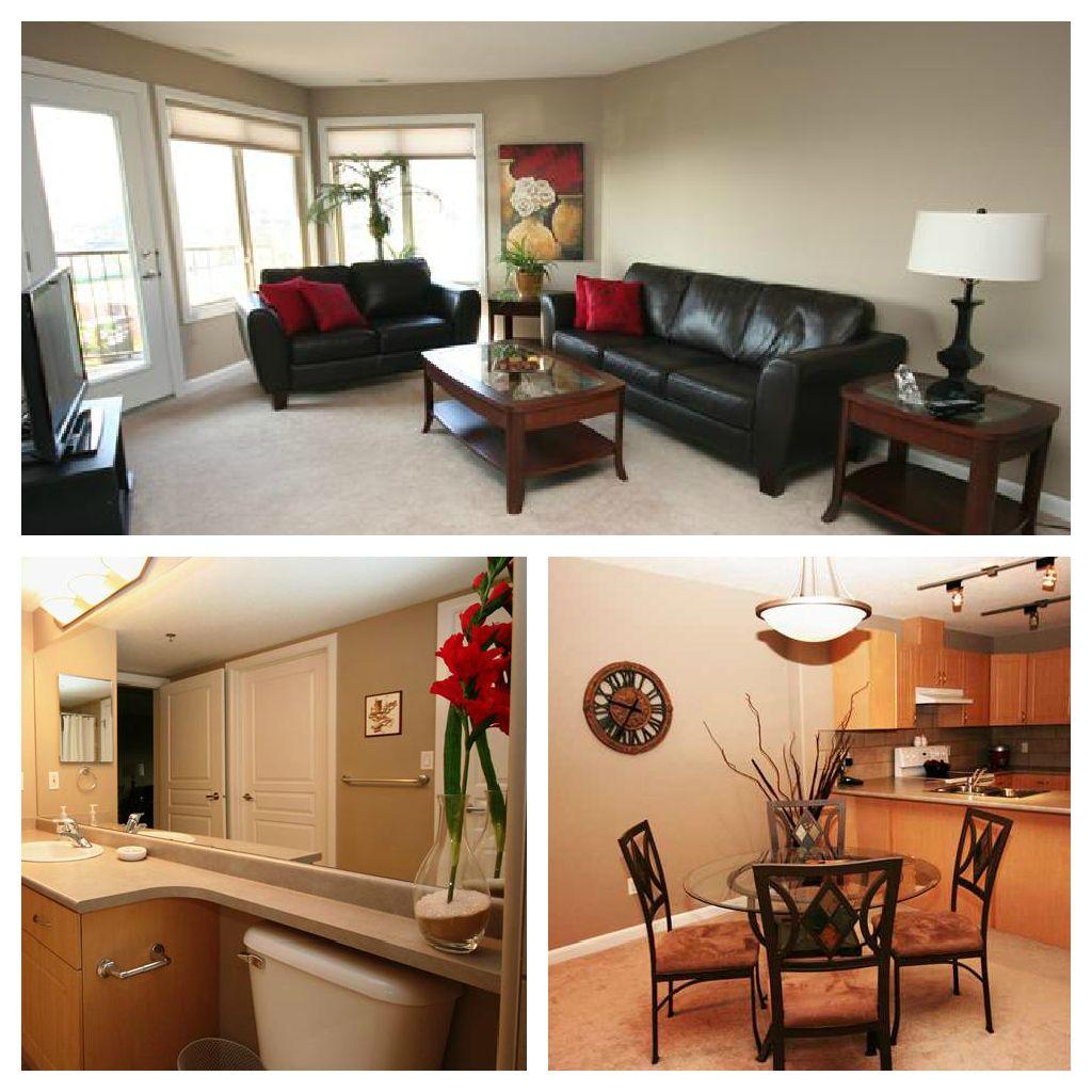 Interior Design Home Staging: Edmonton Interior Decorator + Home Stager: Rachel