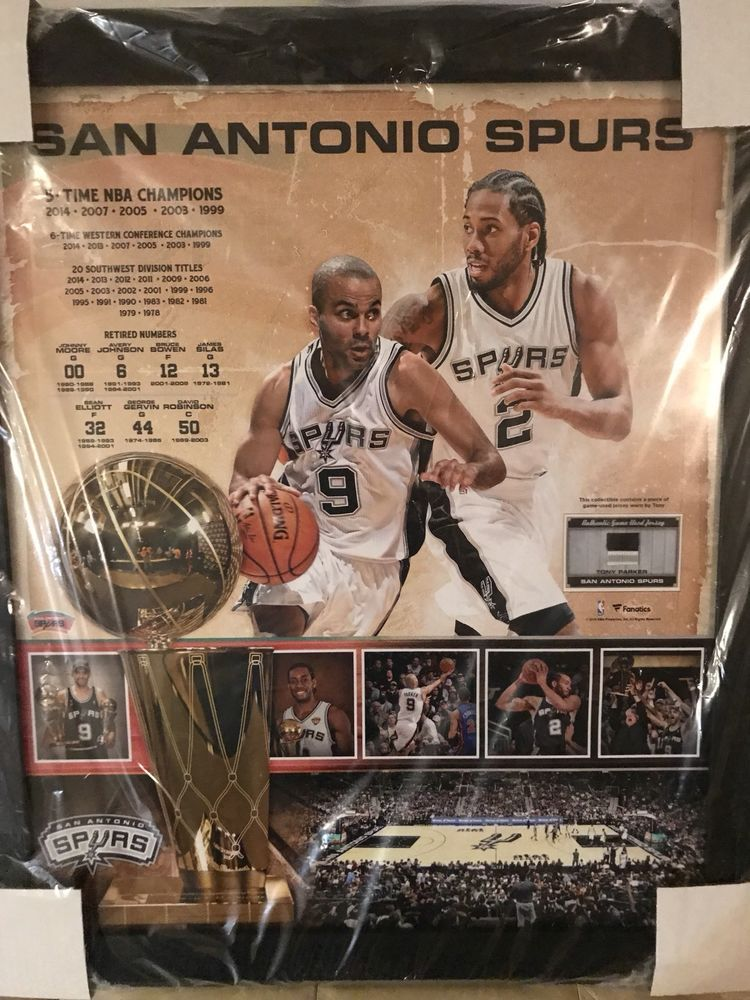 New Nba San Antonio Spurs Tony Parker Basketball Jersey