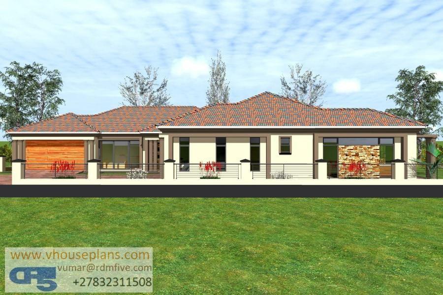 Rdm5 House Plan No W2618 House Plans Single Storey House Plans House Designs Exterior