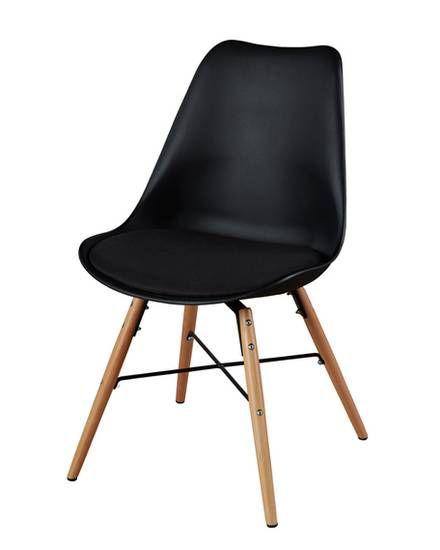 esszimmerstuhl emil schwarz m bel die ich kaufen k nnte furnitures i could buy. Black Bedroom Furniture Sets. Home Design Ideas
