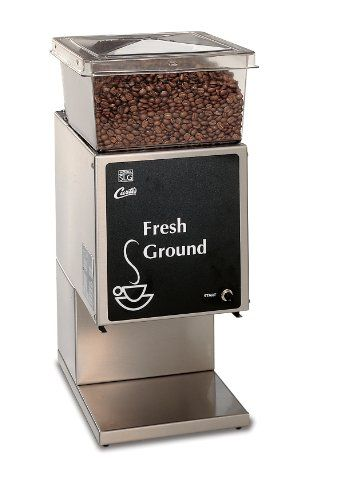 49eebe6f1 Wilbur Curtis Coffee Grinder 50 Lb Grinder With Single Hopper Low Profile  Commercial Burr Grinder SLG10. Café De KonaCafé PingadoMoedor ...