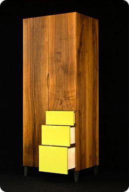 Schrank aus Massivholz aus der Tischlerei aldrup, Schweiz
