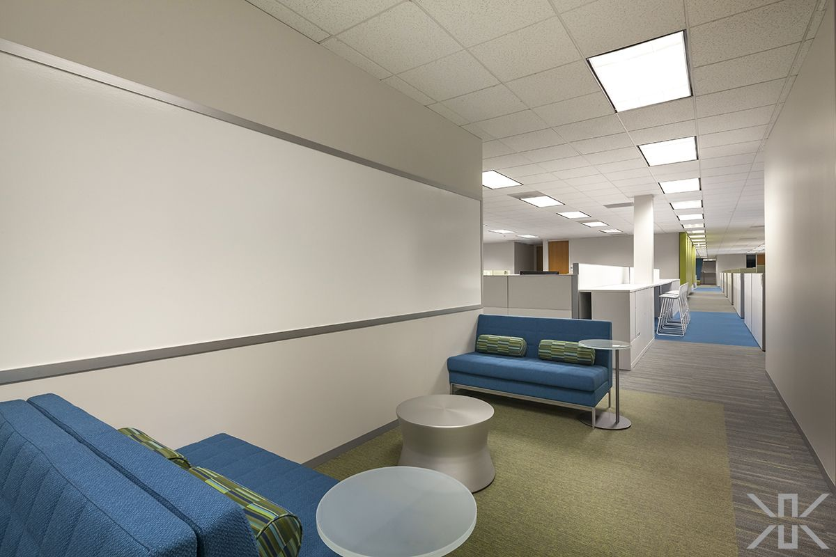 belkin office. Bold Accent Colors Create Creative Environment Within Belkin Offices. Irvine, CA #KamusKeller Office