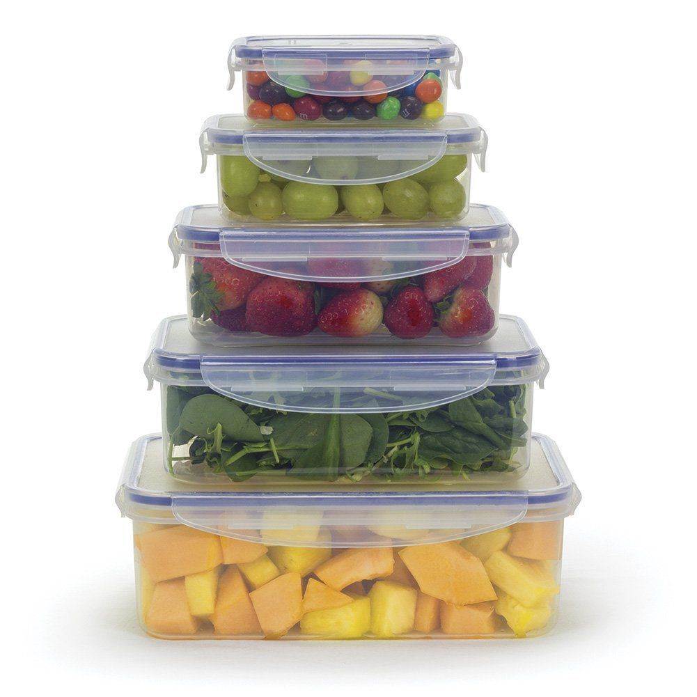 Cute Containers That Will Actually Make You Want To Pack Lunch Food Storage Set Glass Food Storage Glass Storage