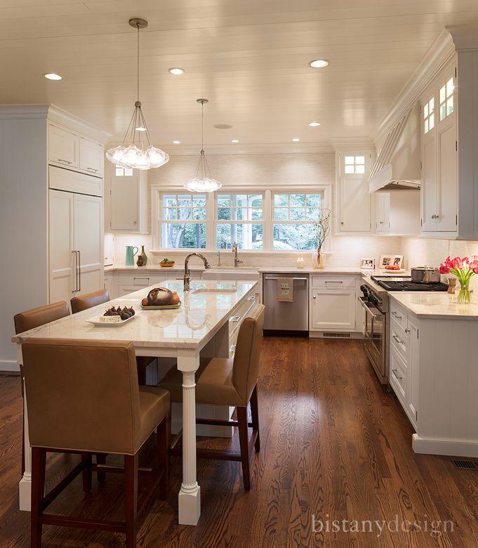 Wyndfield Kitchen Renovation by Bistany Design Charlotte, NC ...