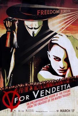 V For Vendetta 2006 V For Vendetta Movie V For Vendetta Vendetta