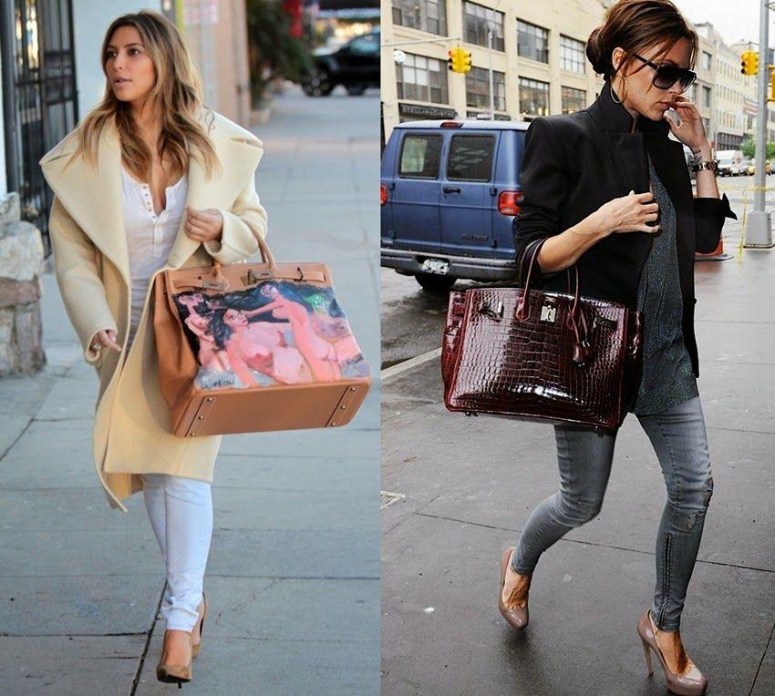 10 Celebrities Who Wear Hermes Birkin Bags - WhyReps